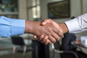 Responsible lending handshake
